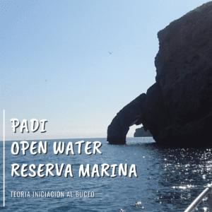 Open Water Diver La Azohía